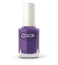 Color Club Halo In True Fashion Collection Nail Lacquer 0.5oz  - In The Lime Light