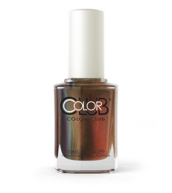 Color Club Halo In True Fashion Collection Nail Lacquer 0.5oz  - Editorial