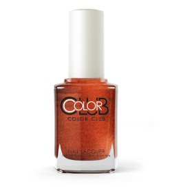 Color Club Halo In True Fashion Collection Nail Lacquer 0.5oz  -  Model Behavior