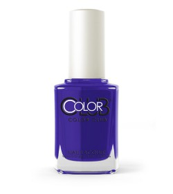Color Club Nail Lacquer Kaleidoscope Collection 0.5oz - Bright Night