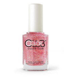 Color Club Nail Lacquer 0.5oz - Hot Couture