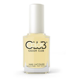 Color Club Nail Lacquer Paris in Love Collection 15ml - Macaroon Swoon