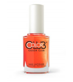 Color Club Nail Lacquer Poptastic Collection 0.5oz - Foxy Mama