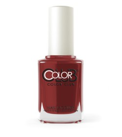 Color Club Nail Lacquer 0.6oz - Brr-red