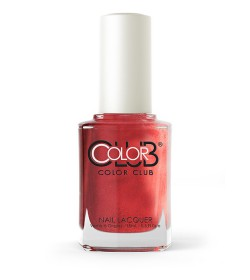 Color Club Nail Lacquer 0.25oz - Warming Trend