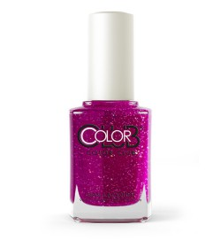 Color Club Nail Lacquer Starry Temptress Collection - Wink, wink, twinkle