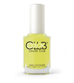 Color Club Nail Lacquer Ticket To Paradise Collection 15ml - All Inclusive