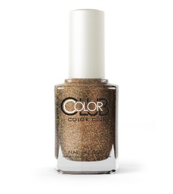 Color Club Nail Lacquer Untamed Luxury Collection 15ml - Snakeskin