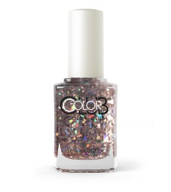 Color Club Nail Lacquer Untamed Luxury Collection 15ml - Covered in Diamonds