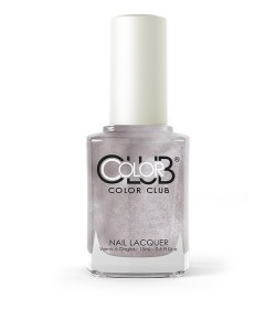 Color Club Nail Lacquer Untamed Luxury Collection 15ml - Pretty in Platinum