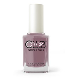 Color Club Nail Lacquer  Untamed Luxury Collection 15ml - Soft as Cashmere