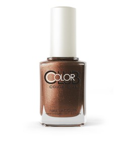 Color Club Nail Lacquer  Untamed Luxury Collection 15ml - Nothing but Truffle