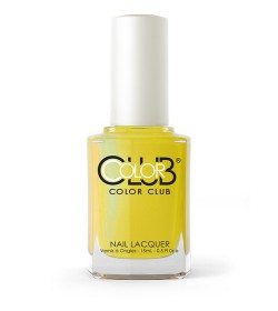 Color Club Nail Lacquer Wicked Sweet Collection 0.5oz - Get Your Lem-on