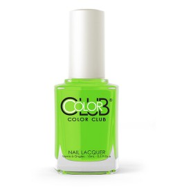 Color Club Nail Lacquer Wicked Sweet Collection 0.5oz - The Lime Starts Here