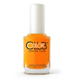 Color Club Nail Lacquer Wicked Sweet Collection 0.5oz - I Always Get My Man-darin