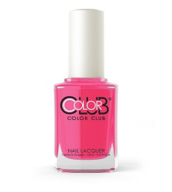 Color Club Nail Lacquer Wicked Sweet Collection 0.5oz - Raspberry Rush