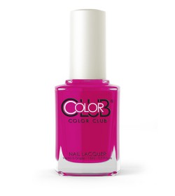 Color Club Nail Lacquer Wicked Sweet Collection 0.5oz - Gimme a Grape Big Kiss