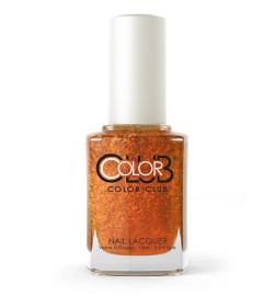 Color Club Nail Lacquer Wild at Heart Collection 15ml - Wild and Willing