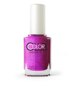 Color Club Nail Lacquer Winter Affair Collection 0.5oz - Glitter Wonderland