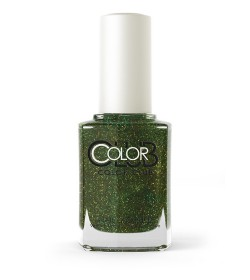 Color Club Nail Lacquer Winter Affair Collection 0.5oz - Ho Ho Holly