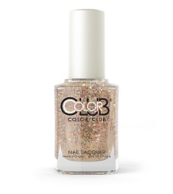 Color Club Nail Lacquer Winter Affair Collection 0.5oz - Snow Flakes
