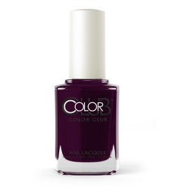 Color Club Nail Lacquer 0.25oz - Snow Queen