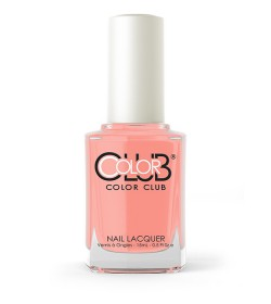 Color Club Mini Nail Lacquer 0.25oz - I believe in Amour