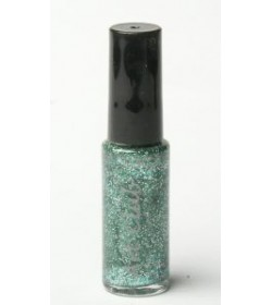 Lakier do zdobień Art Club 7ml - Aqua Glitter